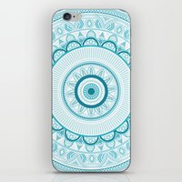 Circle  iPhone & iPod Skin