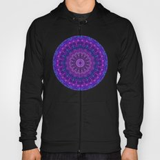 Harmony in Purple Hoody
