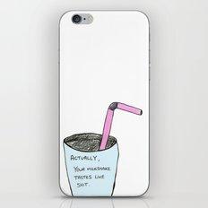 Milkshake iPhone & iPod Skin