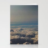 Above I Stationery Cards