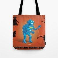 Dance the Night Away Tote Bag