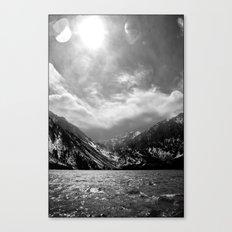 Convict Lake, CA Canvas Print