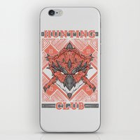 Hunting Club: Rathalos iPhone & iPod Skin