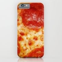 iPhone & iPod Case featuring PIZZA by @thecultureofme
