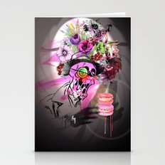 Skull II Stationery Cards