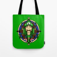 Luigi's Lament Tote Bag