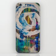 Spiraling Out Of Control iPhone & iPod Skin