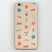 HURTFUL  iPhone & iPod Skin