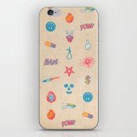 HURTFUL  iPhone & iPod Skin
