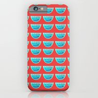 iPhone & iPod Case featuring Watermelon by Jelot Wisang