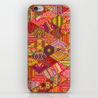 iPhone & iPod Skin featuring Indian Orgy by Diego Tirigall