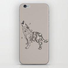 Wolf Basic iPhone & iPod Skin