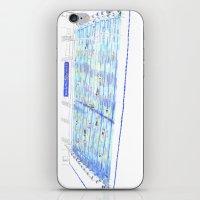 Swimming Pool 01 iPhone & iPod Skin