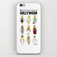 Golden Age Of Hollywood iPhone & iPod Skin