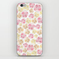 Sea Shells iPhone & iPod Skin