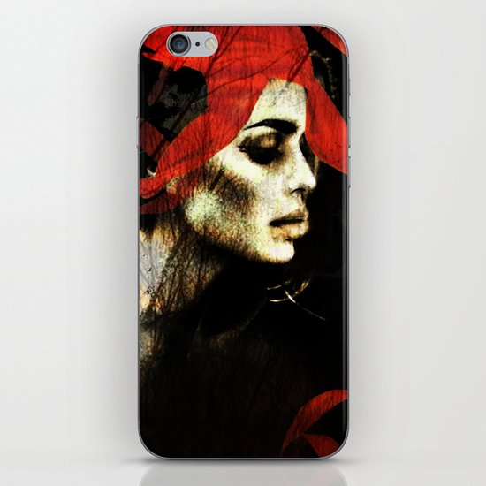 portrait of a dream iPhone & iPod Skin
