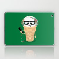 Ice Cream Coneover (Holi… Laptop & iPad Skin