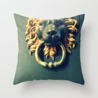 Even If There Isn't Any … Throw Pillow