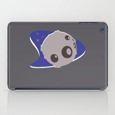 Moon Girl Logo iPad Case