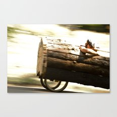 Soap Box 2 Canvas Print
