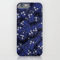 doctor who iPhone & iPod Cases featuring Doctor Who. by 10813 Apparel
