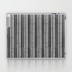 Herringbone Stripe Laptop & iPad Skin