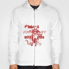Take A Journey With The Lady Hoody