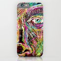 The Most Gigantic Lying Eyes iPhone & iPod Case