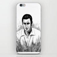 DARK COMEDIANS: Adam San… iPhone & iPod Skin