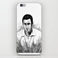DARK COMEDIANS: Adam San… iPhone & iPod Skin