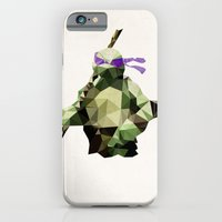 Polygon Heroes - Donatello iPhone 6 Slim Case