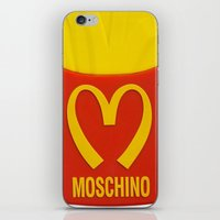 Moschino iPhone & iPod Skin