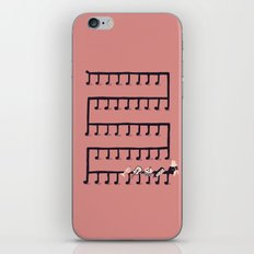 Music Maestro iPhone & iPod Skin