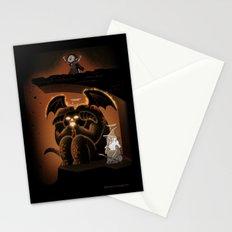 Wizardly Shenanigans Stationery Cards