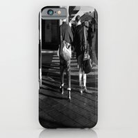 iPhone & iPod Case featuring Travellers by Anna Brunk