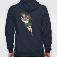 Sailor Jupiter Hoody