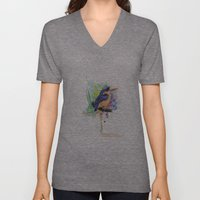 Nature Does Not Hurry Unisex V-Neck