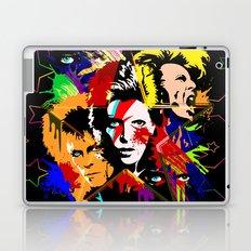 Bowie PopArt Metamorphosis Laptop & iPad Skin