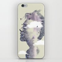 Nature on my mind iPhone & iPod Skin