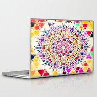 Laptop & iPad Skin featuring GOLGI APPARATUS by Chrisb Marquez