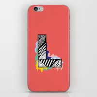 L for …. iPhone & iPod Skin
