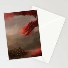 Smaug 2 Stationery Cards