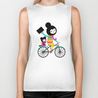 Morning Ride! Biker Tank