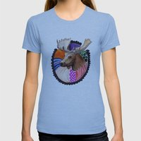 The Wild / Nr. 2 Womens Fitted Tee Athletic Blue SMALL