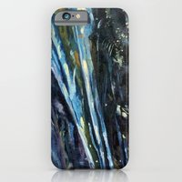 iPhone & iPod Case featuring The Whale by Rachel Deane