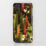 Forest Life iPod touch Slim Case