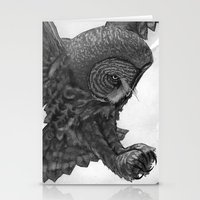 One Winter's Due Stationery Cards