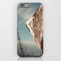 iPhone & iPod Case featuring i give way to cranes, do you?.. by Chernobylbob