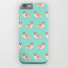 Corgi dog Slim Case iPhone 6s