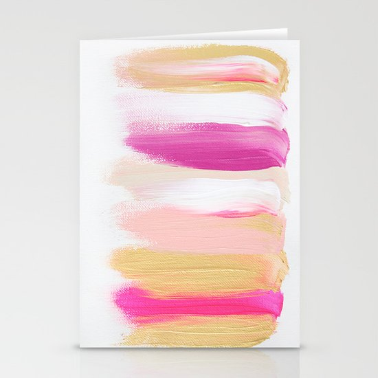 Colors 201 Stationery Card